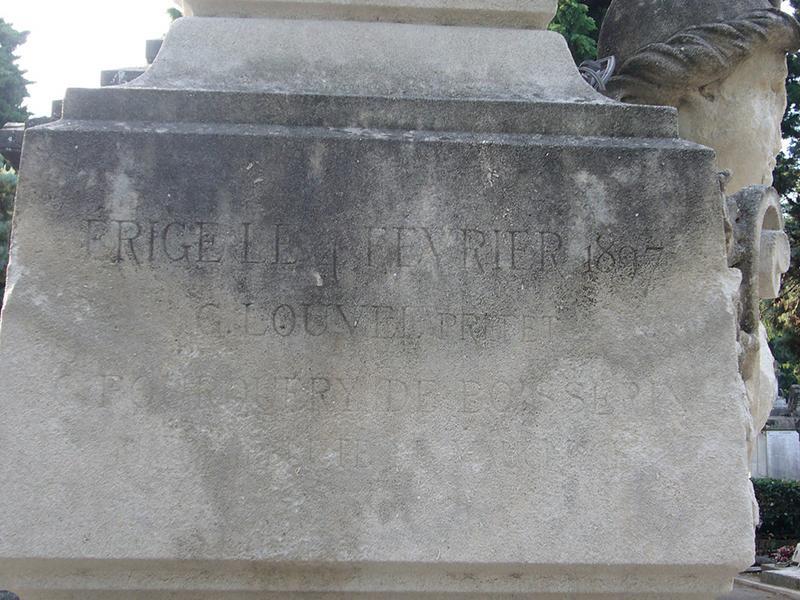 Monument commémoratif à Alphonse Gent
