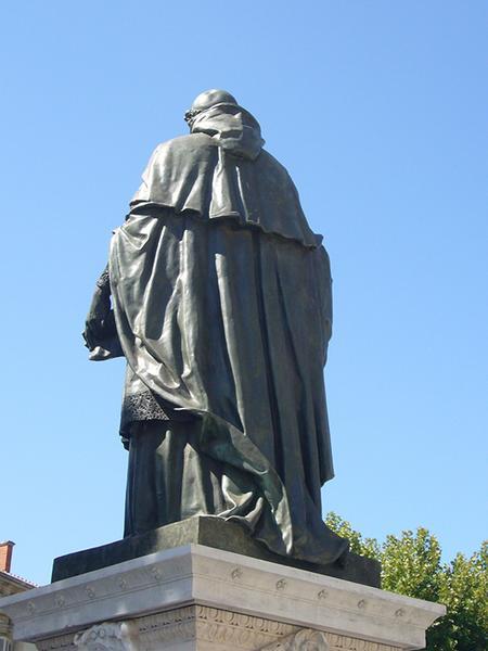 Monument commémoratif à monseigneur d'Inguimbert