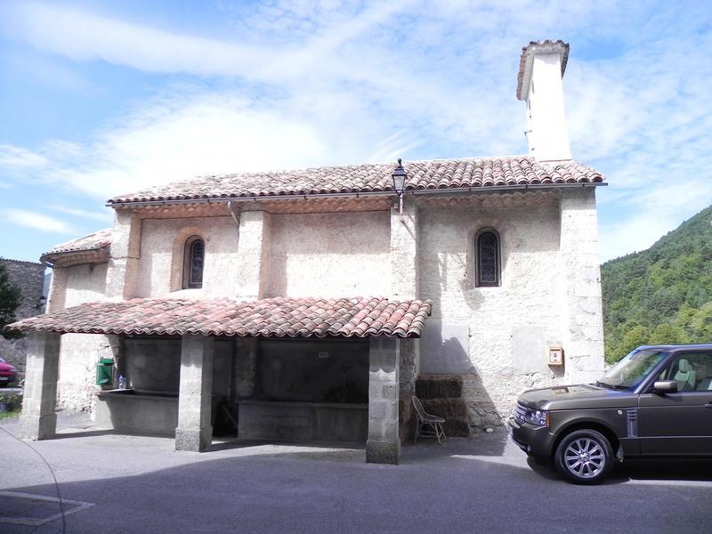 Chapelle de Castellet-Saint-Cassien