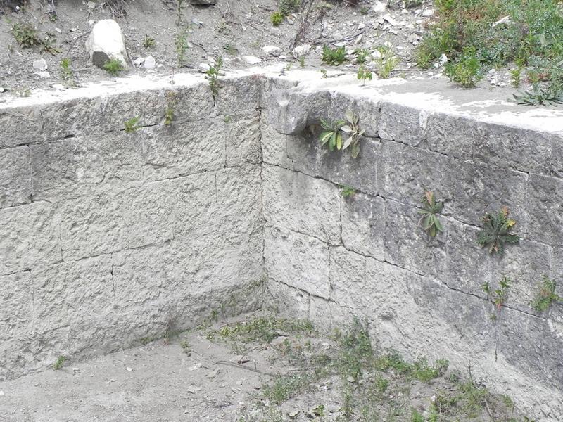 Réservoir ou bassin