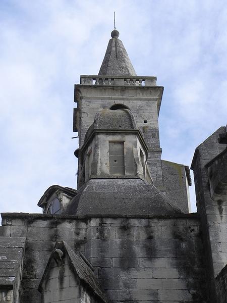 Couvent des Grands Augustins (ancien), église paroissiale Saint-Césaire