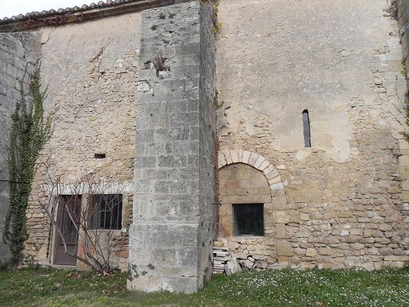 Chapelle de Vélorgues
