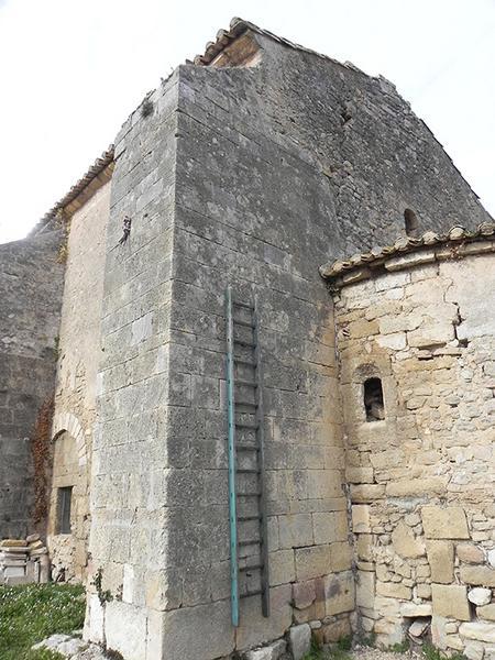 Chapelle de Vélorgues