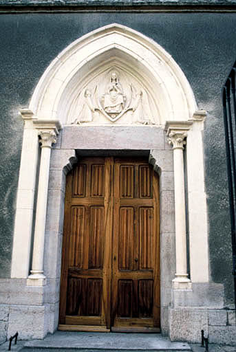 Couvent du Saint-Coeur-de-Marie (ancien), chapelle du Saint-Coeur