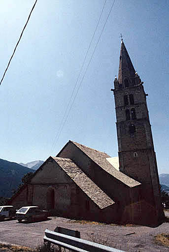 Eglise paroissiale
