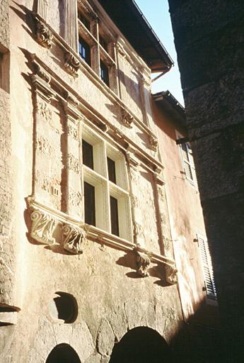 Maison dite de Lesdiguières