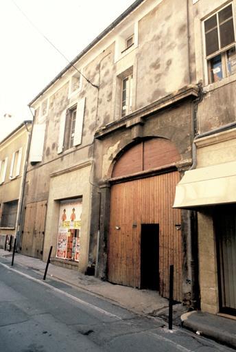Hôtel d'Arbaud Jouques