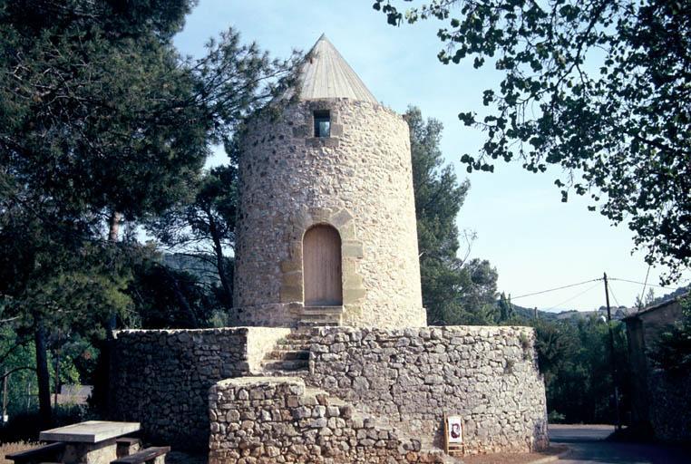 Moulin à farine de Cézanne