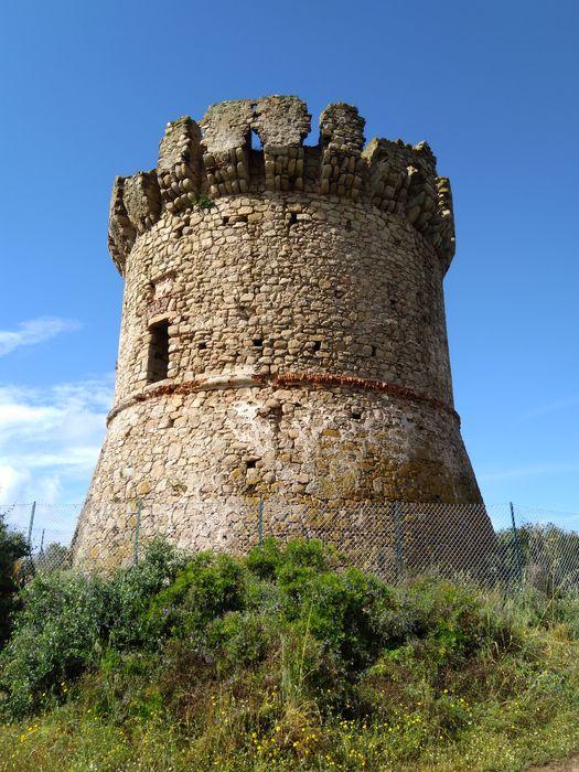 Tour de Capo-Nero ou de Capu-Neru: Vue générale