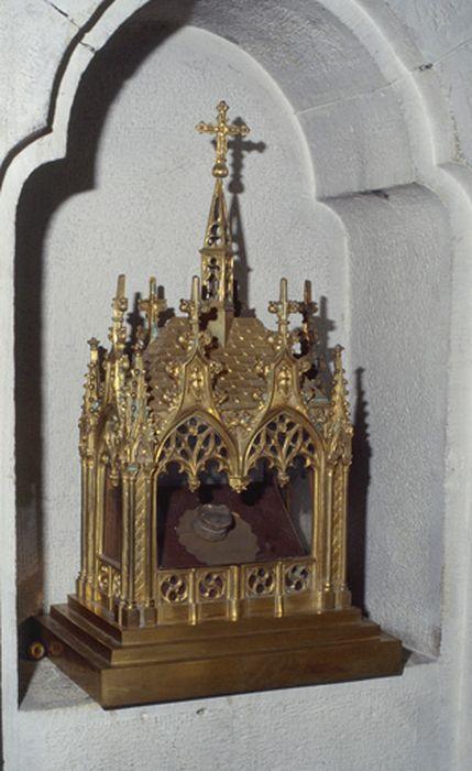 Châsses de Saint Vincent-de-Paul