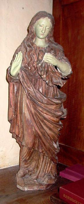 Statue petite nature : Marie-Madeleine du calvaire