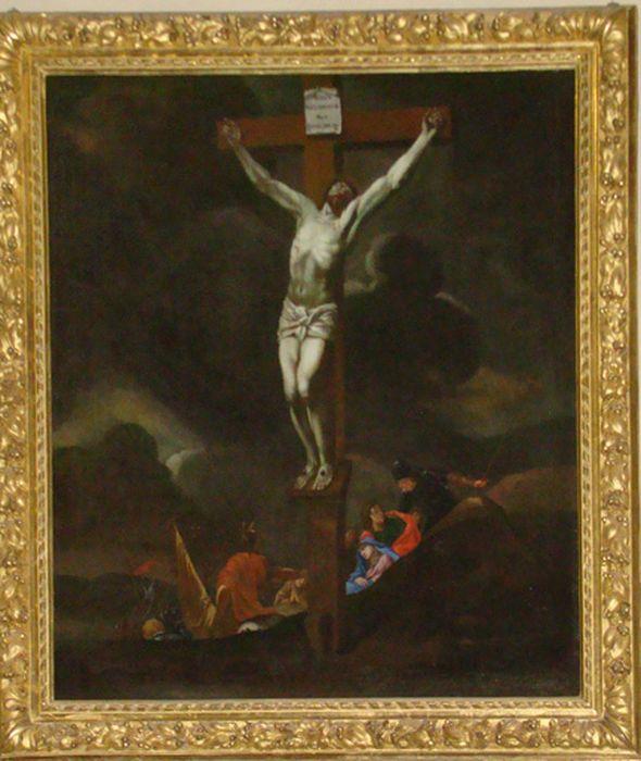 Tableau : Crucifixion (La)