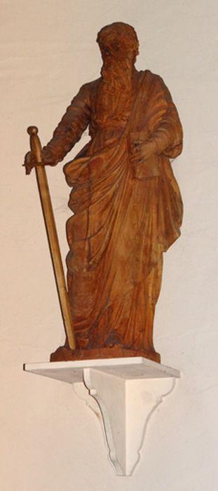 Statue petite nature : Saint Paul