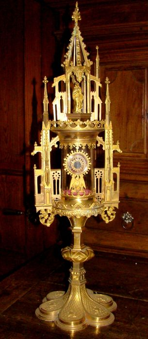 Reliquaire de Saint Symphorien n°1