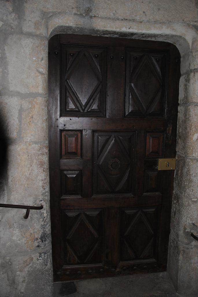 Porte style Louis XIII