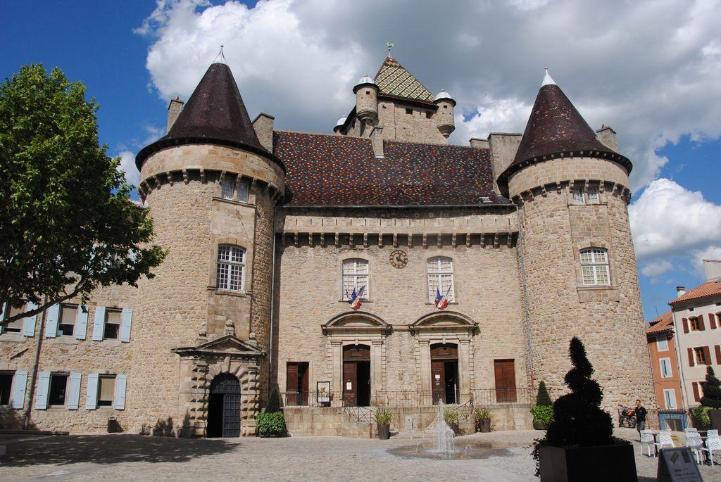 Château dit château de Montlaur