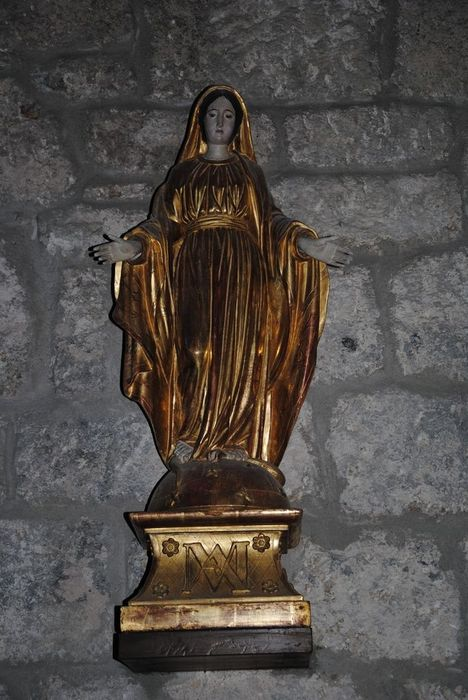 Statue : Vierge Immaculée