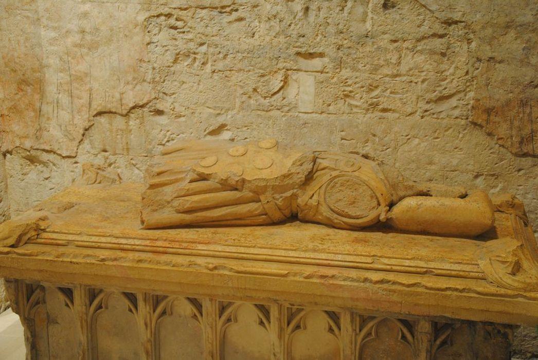 Tombeau du comte Adhémar de Poitiers-Valentinois