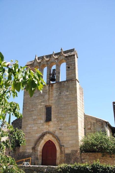 Eglise paroissiale: Façade occidentale, vue générale