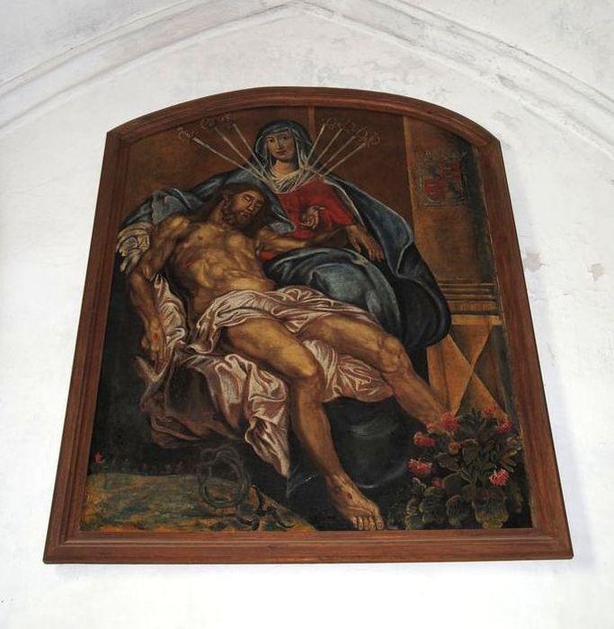 Tableau : Notre Dame des Sept Douleurs