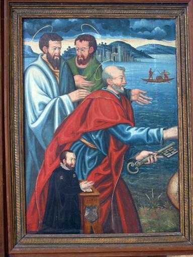 Diptyque : Vie du Christ