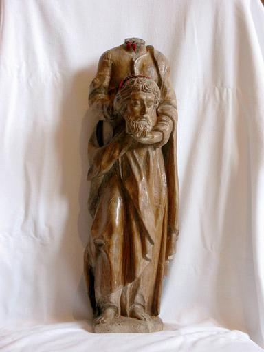 Statuette : Saint Savinien