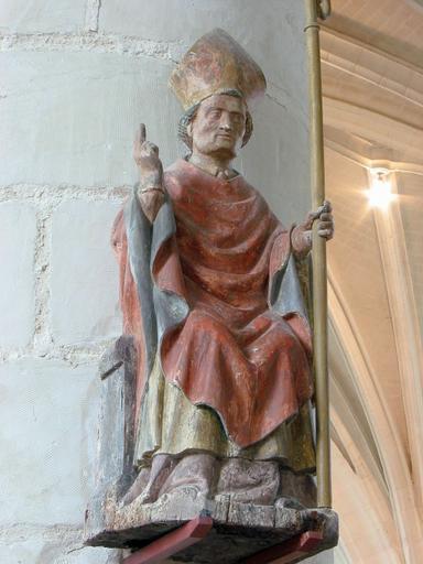 Statue : Saint Menge