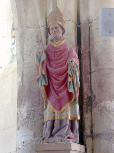 Statue : Saint Sulpice