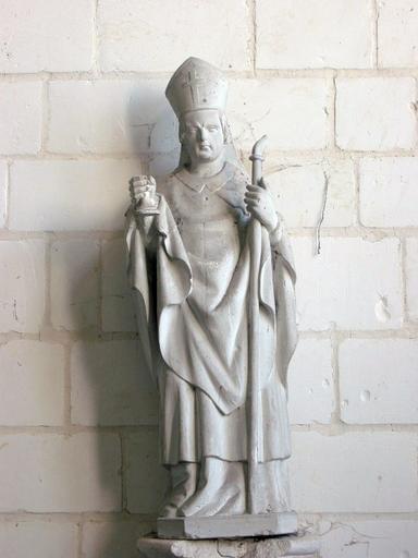 Statue : Saint Thomas de Cantorbéry