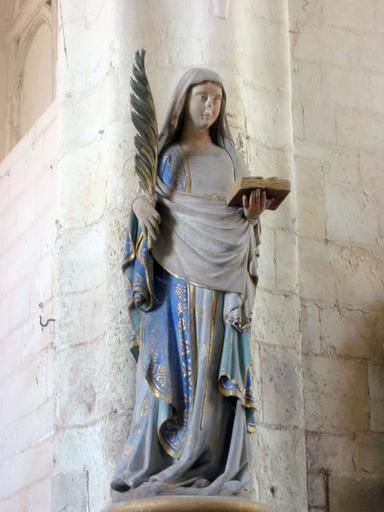 Statue : Sainte Maure