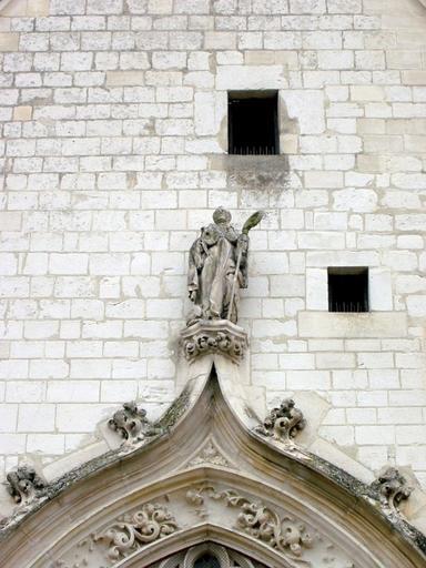 Statue : Saint Frobert