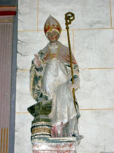 transept, bras nord