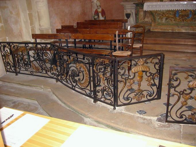 Table de communion