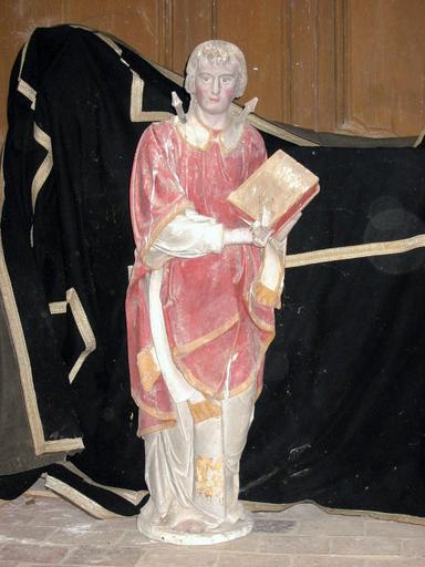 Statue : Saint Quentin