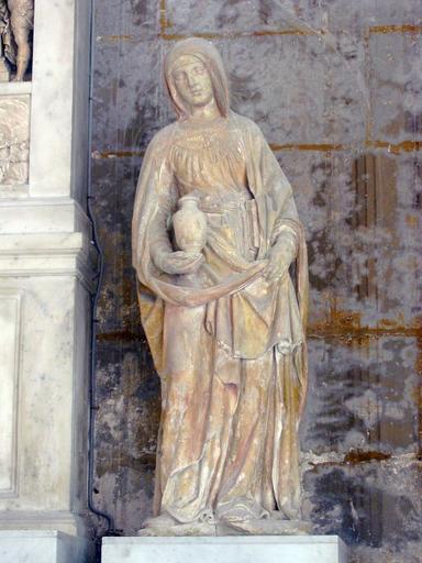 Statue : Marie-Madeleine