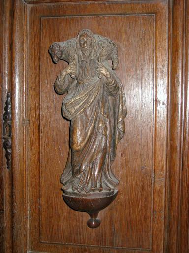 Statuette : Bon Pasteur