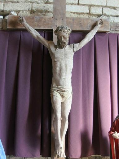 Christ en Croix de Calvaire