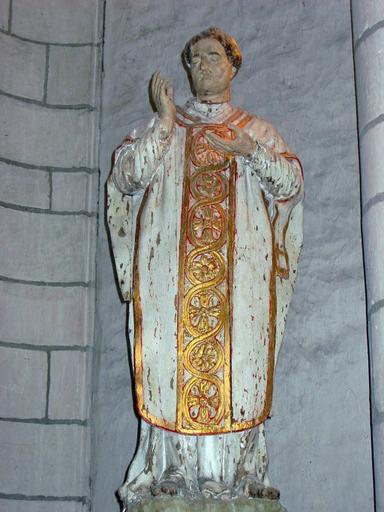 Statue : Saint Lupien