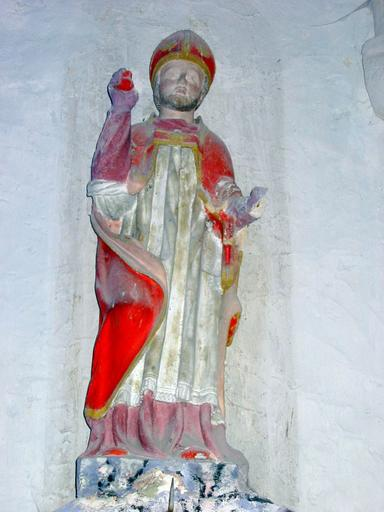 Statue : Saint Rémy
