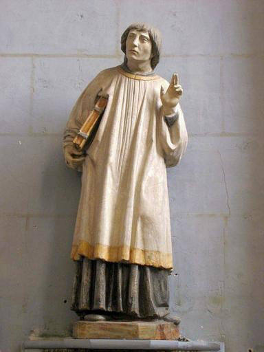 Statue : Saint Flavit