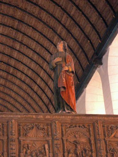 Statue de Calvaire : Saint Jean