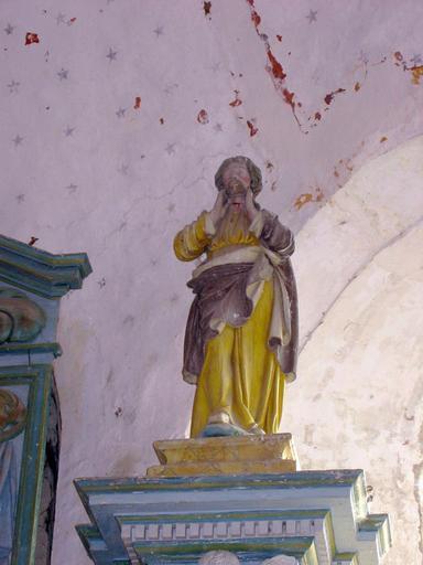 Statue : Saint Parres