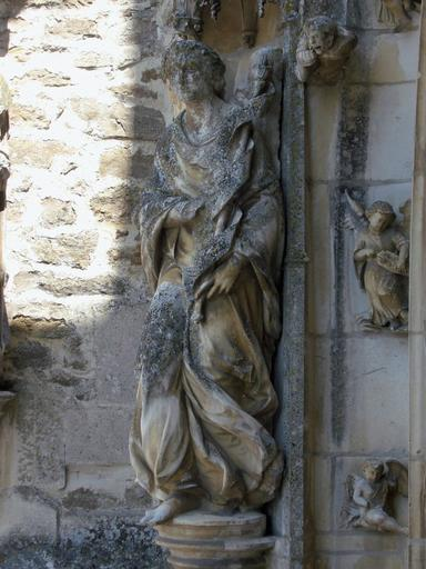 Statue : Archange Gabriel