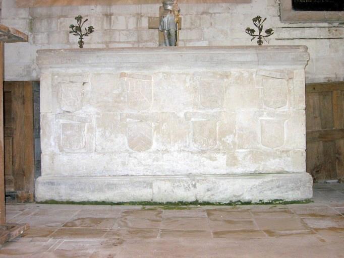 Tombeau de Gabriel des Réaulx
