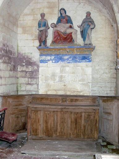 Autel, degré d'autel