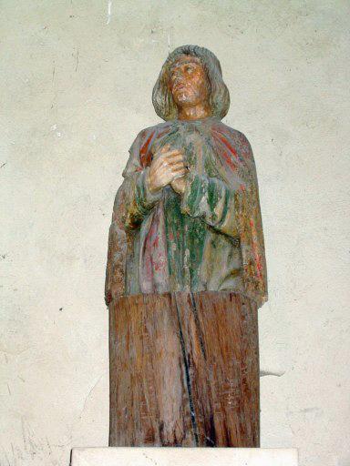 Buste : Saint Jean