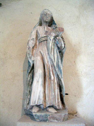 Statue : Sainte Élisabeth