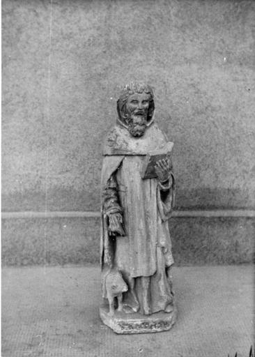 Statue : Saint Antoine (disparue)
