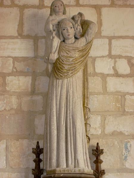 Statue : Notre-Dame de la Délivrance