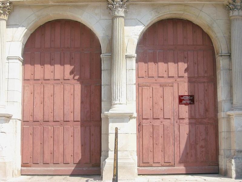 4 vantaux de porte